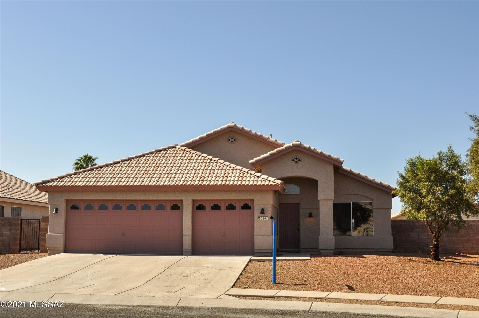 3861 W Carina Street, Tucson, AZ 85742 - #: 22112556