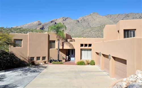 Photo of 5845 E Placita Alta Reposa, Tucson, AZ 85750 (MLS # 21929562)