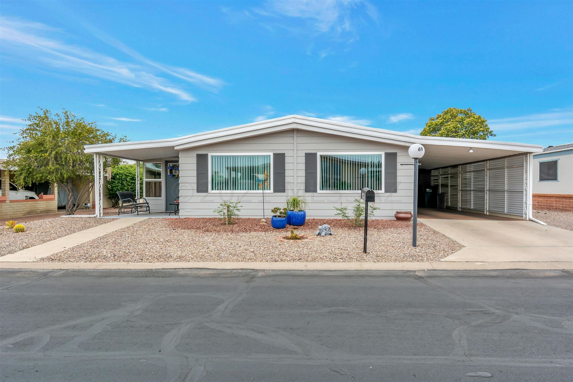69 W Cedro Drive, Green Valley, AZ 85614 - MLS#: 22115562