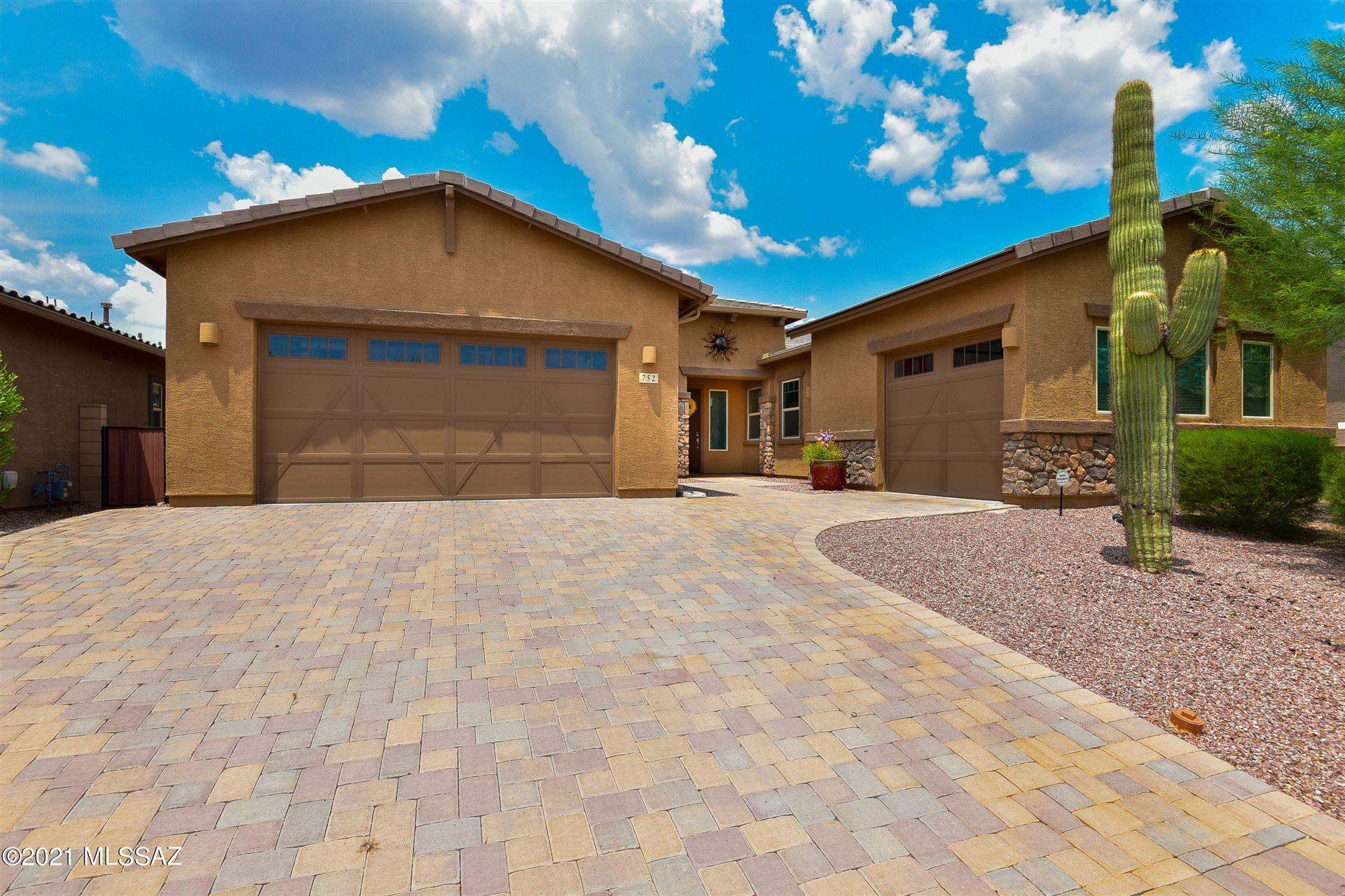 752 W Champions Run Way, Oro Valley, AZ 85755 - MLS#: 22117562