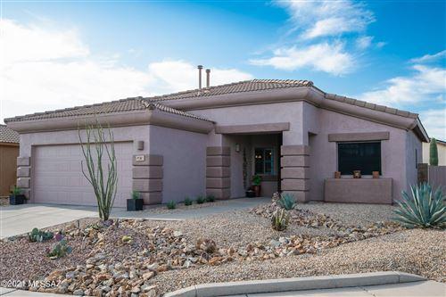 Photo of 80 E Placita Del Polen, Green Valley, AZ 85614 (MLS # 22123563)