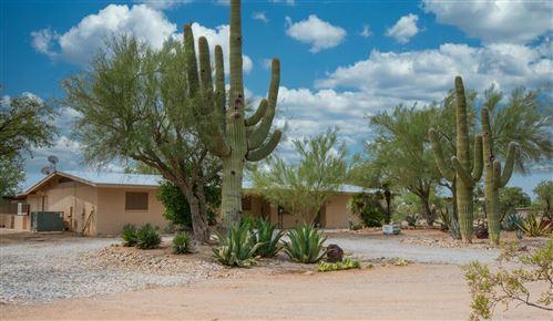 Photo of 12565 W Magee Road, Tucson, AZ 85743 (MLS # 22022564)