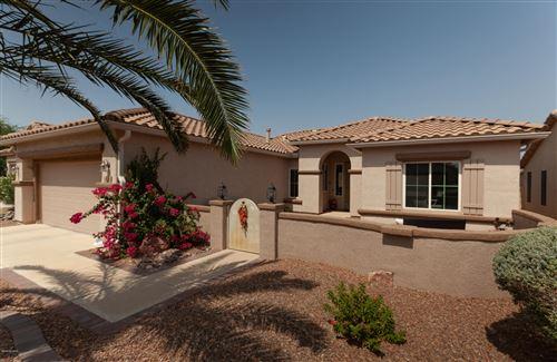 Photo of 8114 W Greensleeves Way, Tucson, AZ 85743 (MLS # 22023572)