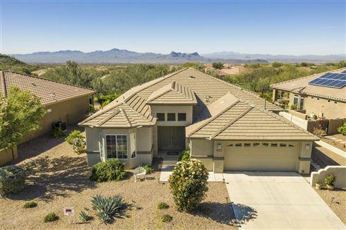Photo of 13807 N Heritage Canyon Drive, Marana, AZ 85658 (MLS # 22008574)