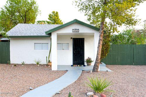 Photo of 1015 E Silver Street, Tucson, AZ 85719 (MLS # 22022574)