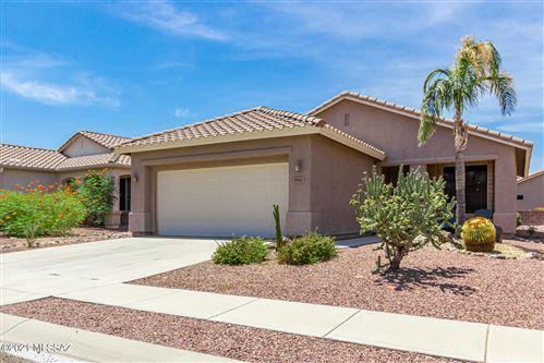 Photo of 7992 W Cottonwood Wash Way, Tucson, AZ 85743 (MLS # 22117576)