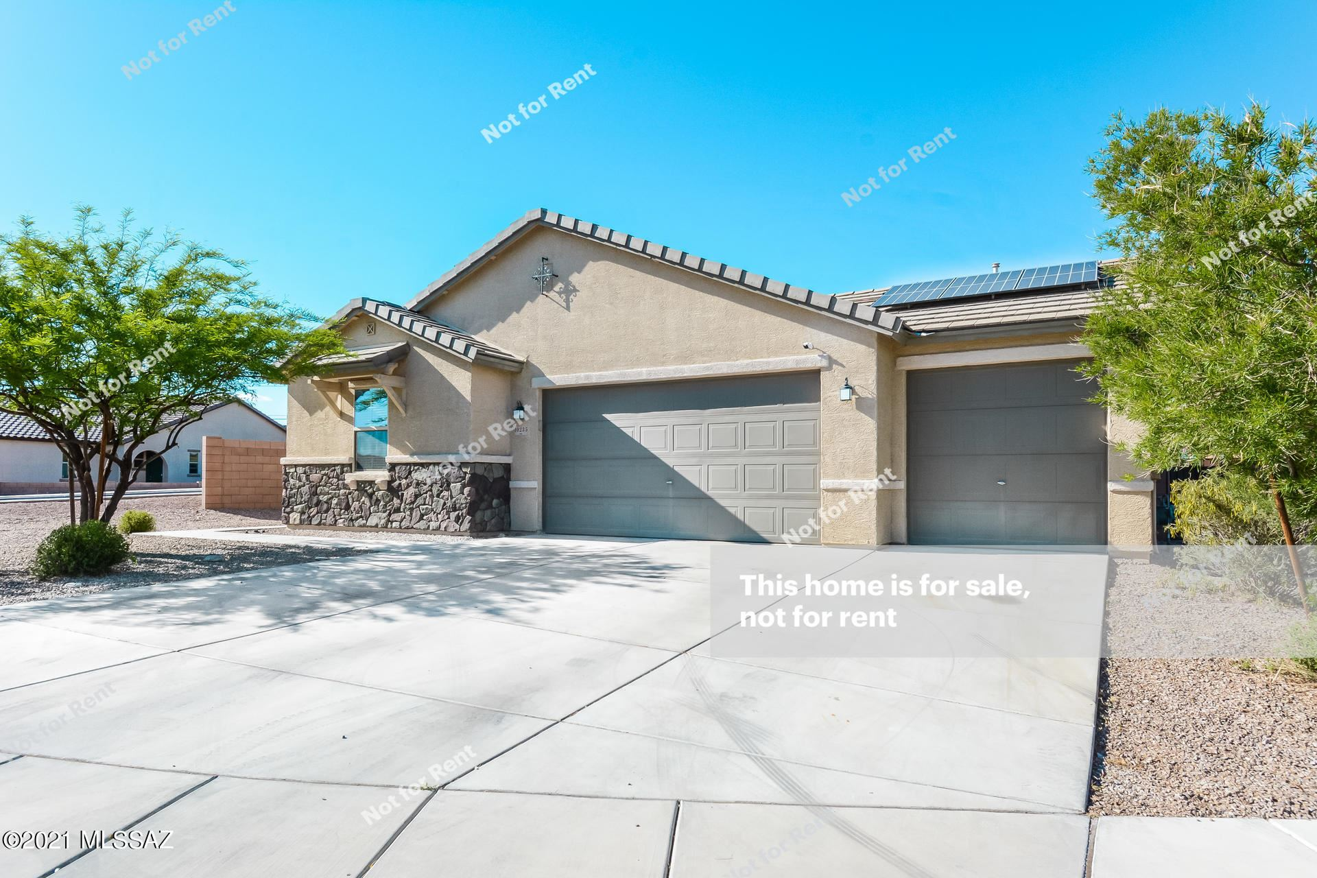 10235 E Placita De Dos Pesos, Tucson, AZ 85730 - MLS#: 22111577