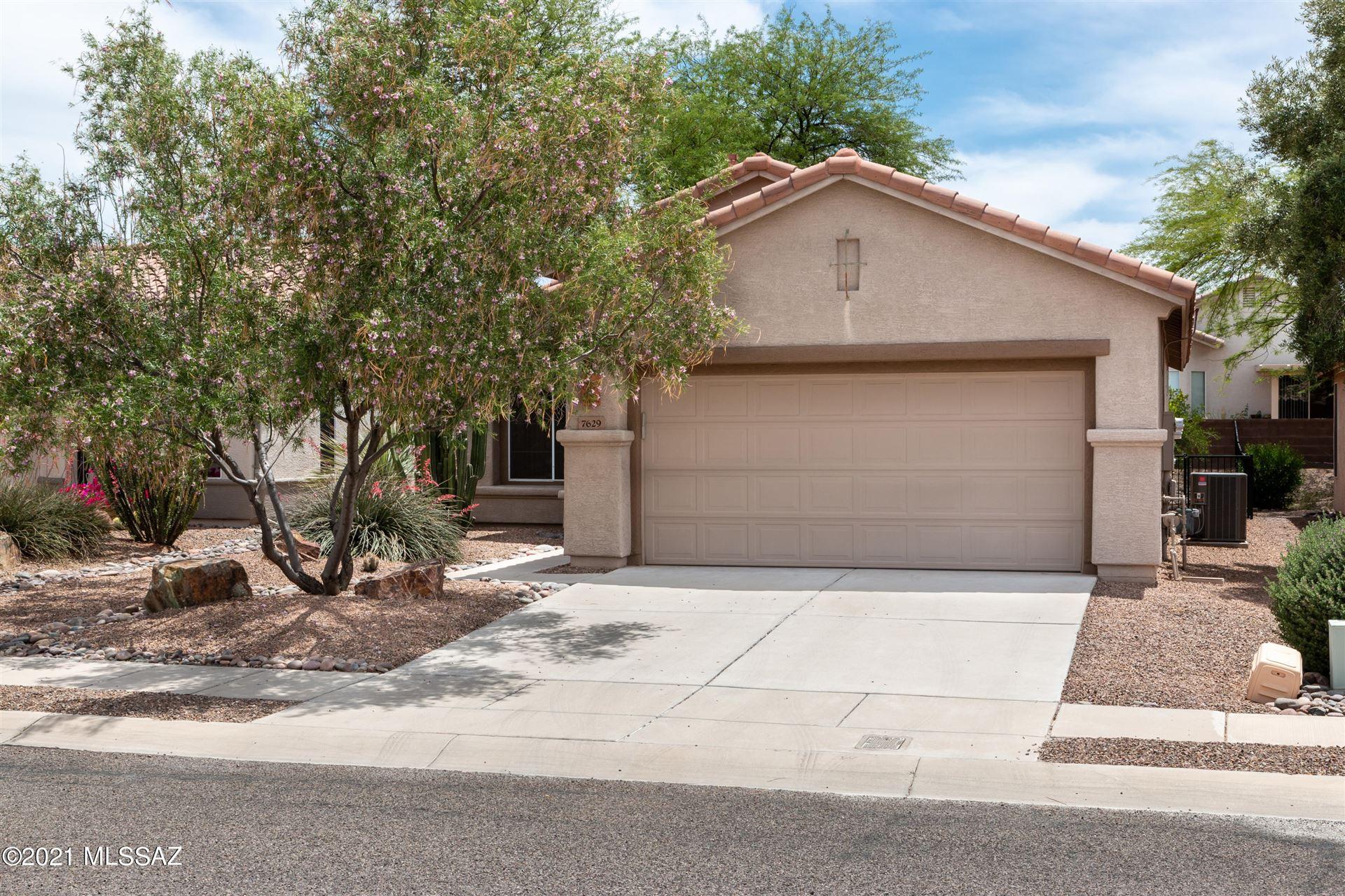 7629 W Cathedral Canyon Drive, Tucson, AZ 85743 - MLS#: 22111583