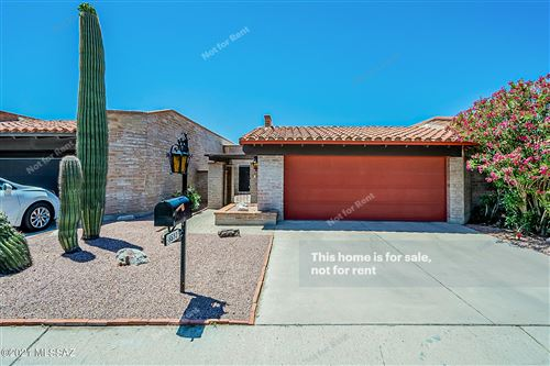 Photo of 8593 N Via Tioga, Tucson, AZ 85704 (MLS # 22111586)