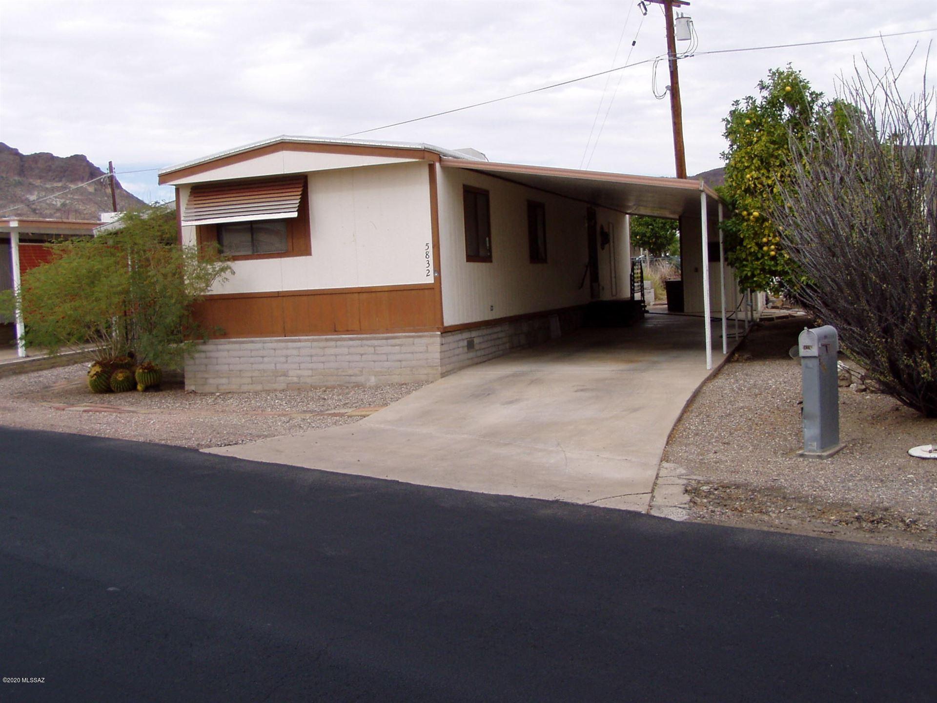 5832 W Lazy S Street, Tucson, AZ 85713 - #: 22028587