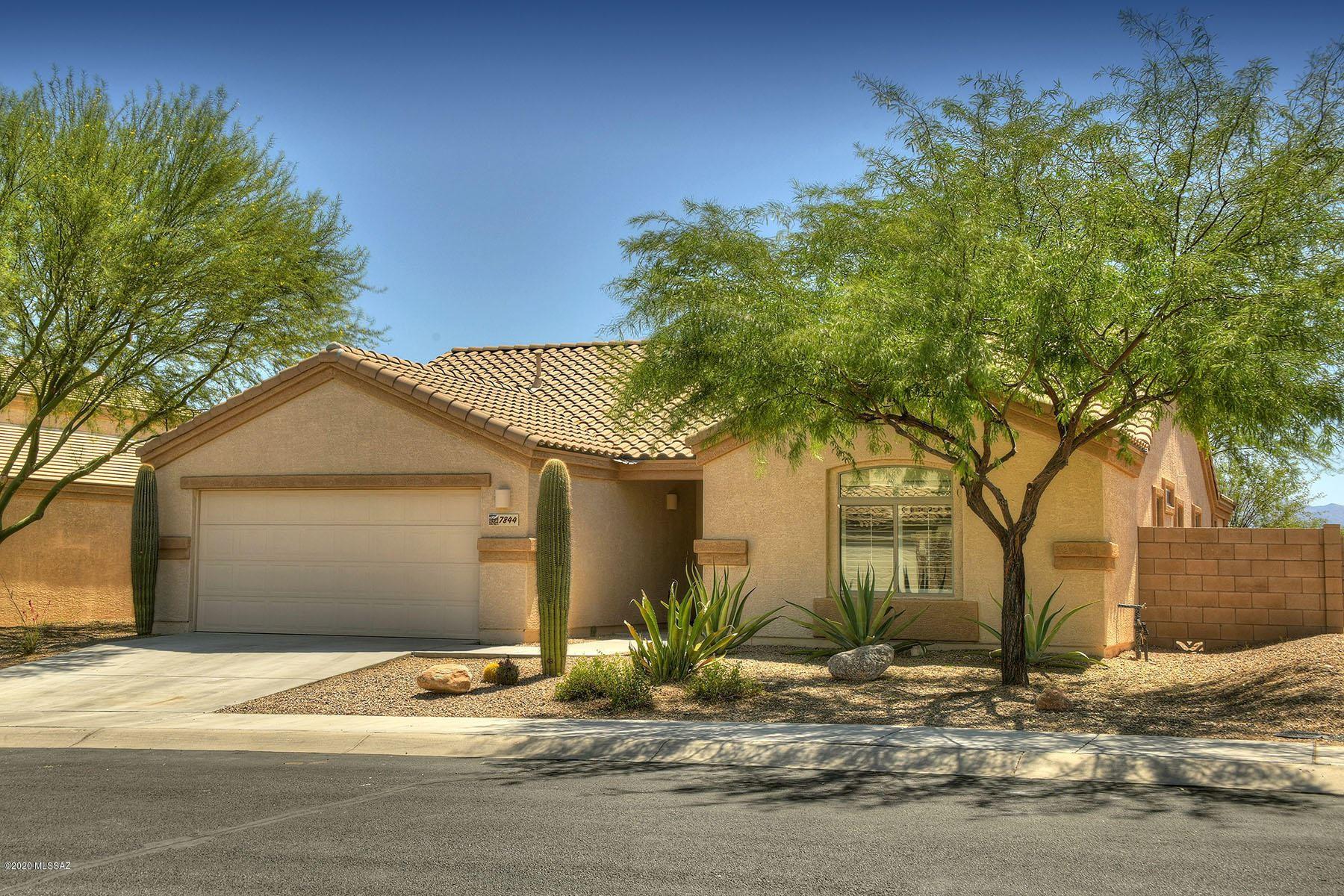 7844 N Window Trail, Tucson, AZ 85743 - #: 22015593