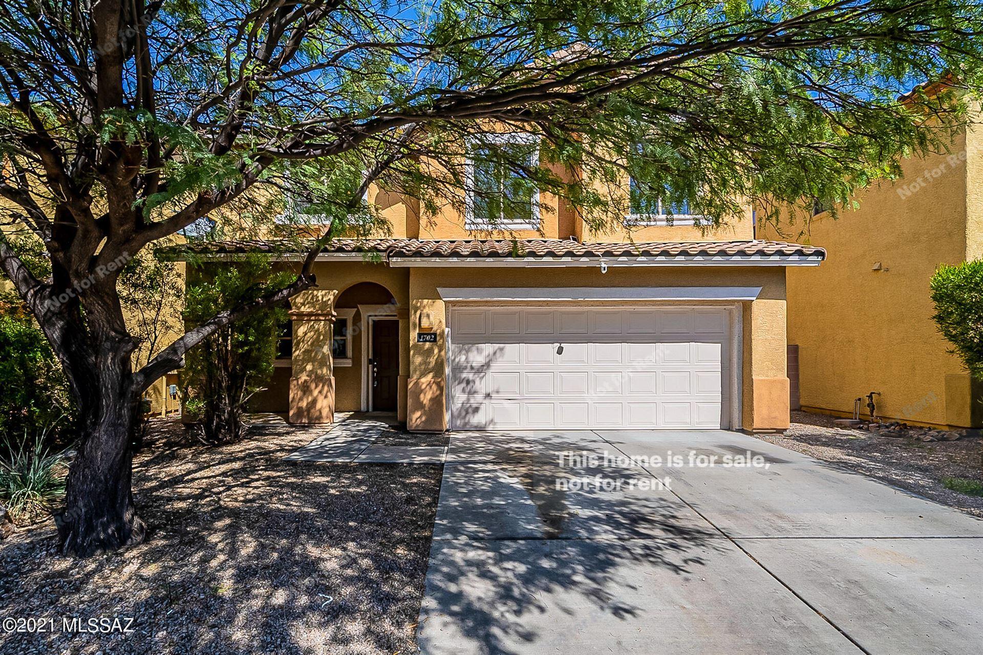 1702 W Blue Horizon Street, Tucson, AZ 85704 - MLS#: 22125595