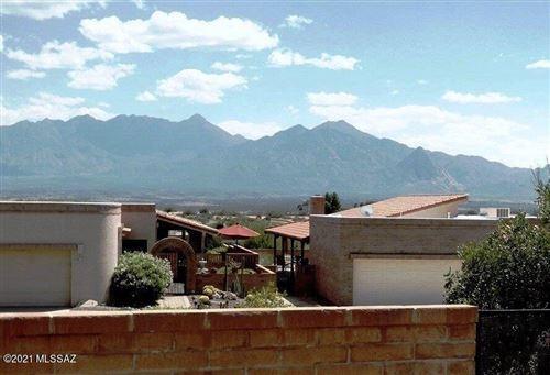 Photo of 3841 S Via De La Urraca, Green Valley, AZ 85622 (MLS # 22123597)