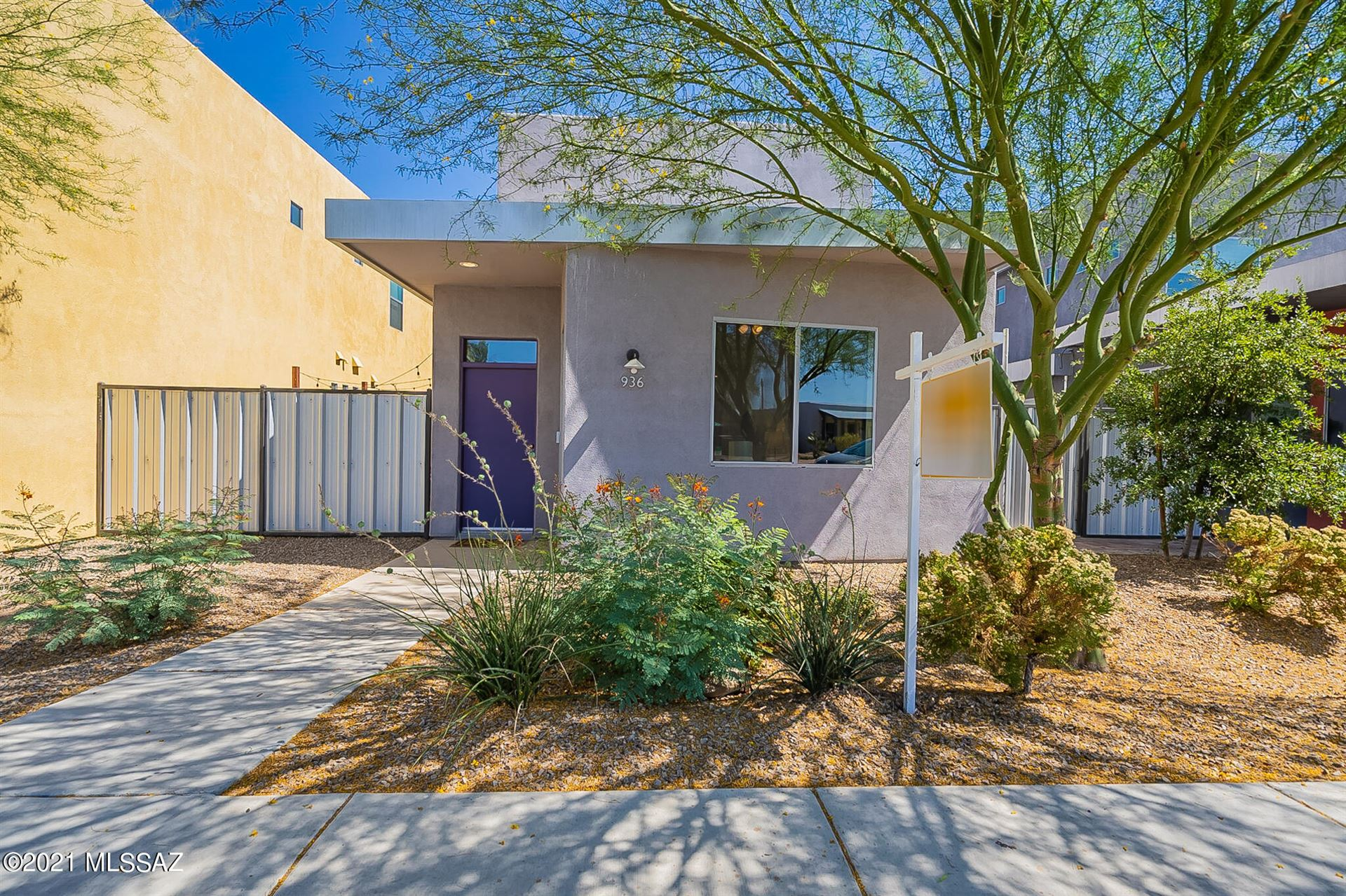 936 E Park Modern Drive, Tucson, AZ 85719 - MLS#: 22115601
