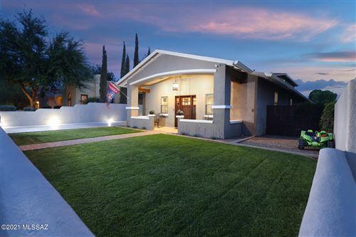 Photo of 2124 E 2nd Street, Tucson, AZ 85719 (MLS # 22113602)