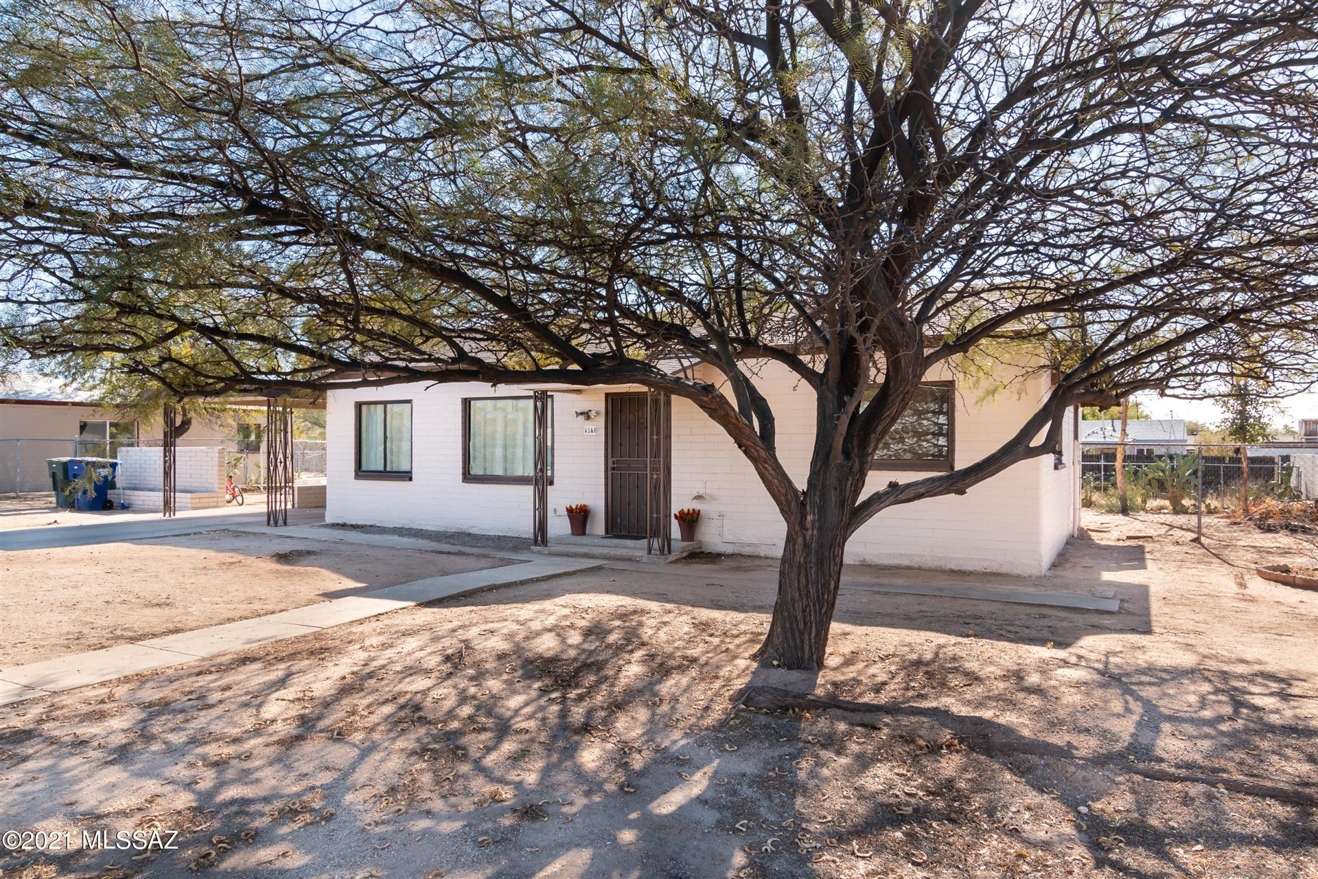 4546 E 13th Street, Tucson, AZ 85711 - MLS#: 22100603