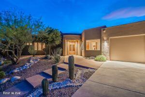4041 N Quail Canyon Drive, Tucson, AZ 85750 - MLS#: 22122609