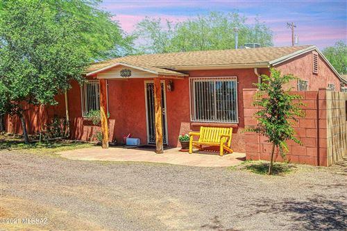 Photo of 2533 E Glenn Street, Tucson, AZ 85716 (MLS # 22113611)