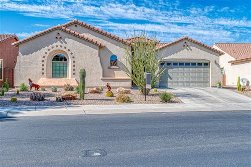 Photo of 12517 N Paseo Penuela, Marana, AZ 85658 (MLS # 22026612)