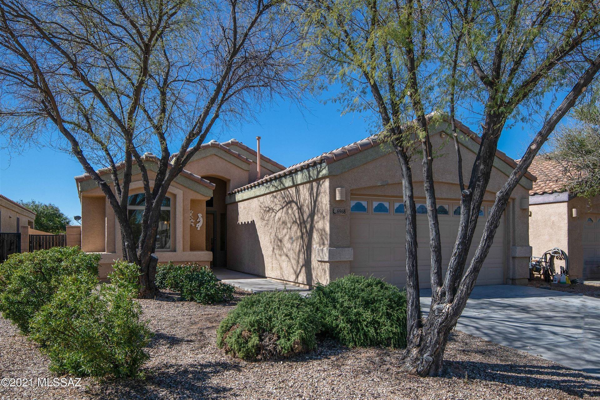 6968 S Spring Walk Drive, Tucson, AZ 85757 - MLS#: 22104612