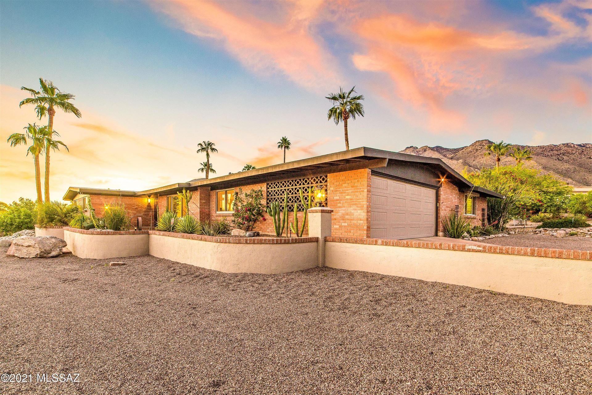 6211 N Camino De Santa Valera, Tucson, AZ 85718 - MLS#: 22109618