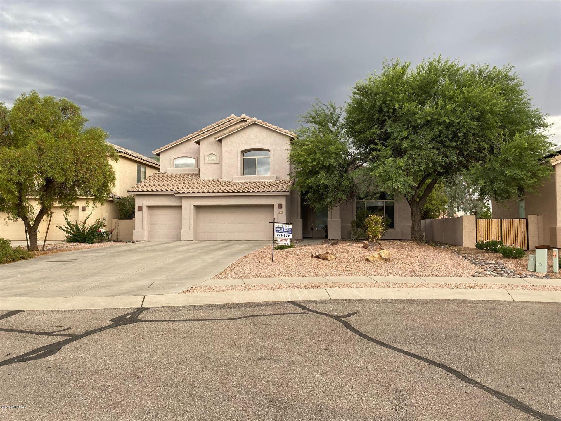 2216 N Quail Lake Place, Tucson, AZ 85749 - MLS#: 22001619
