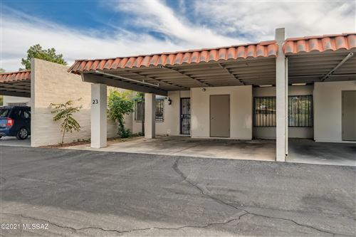 Photo of 2525 E Prince Road #23, Tucson, AZ 85716 (MLS # 22127621)