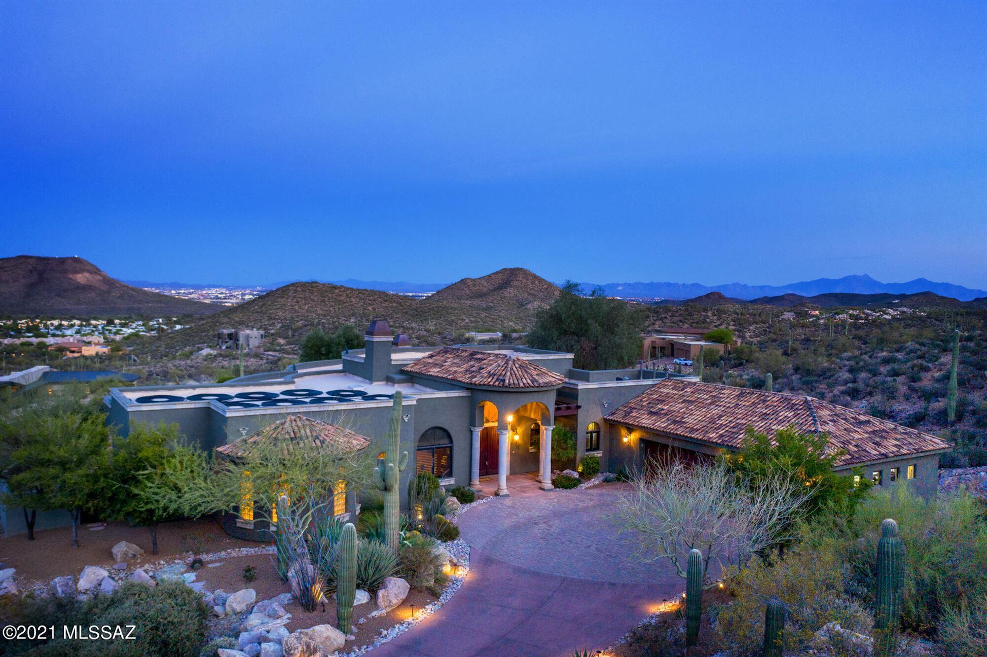 3595 W Starr Pass Estates Court, Tucson, AZ 85745 - MLS#: 22109624