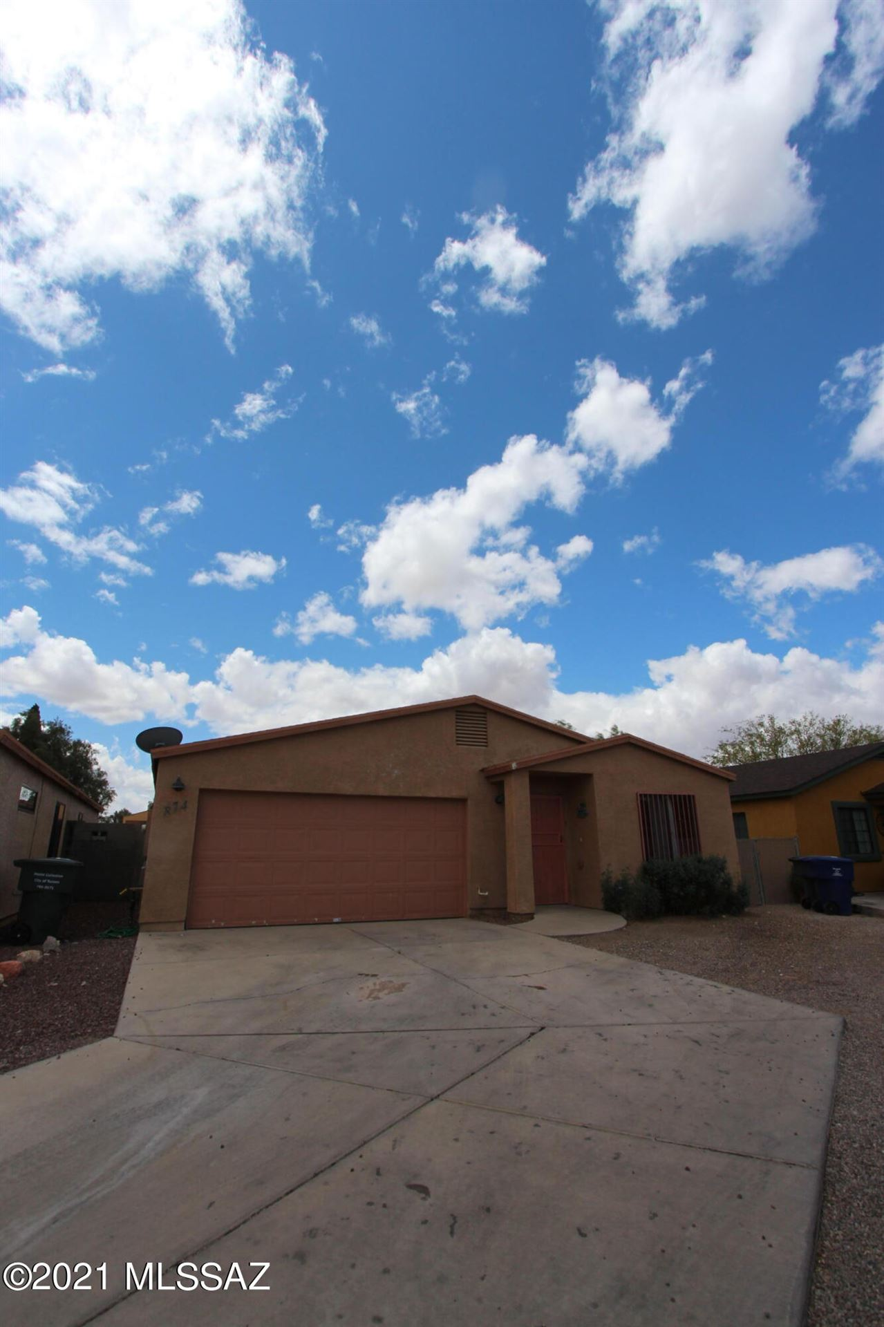 874 E Vuelta Suave, Tucson, AZ 85706 - MLS#: 22111634