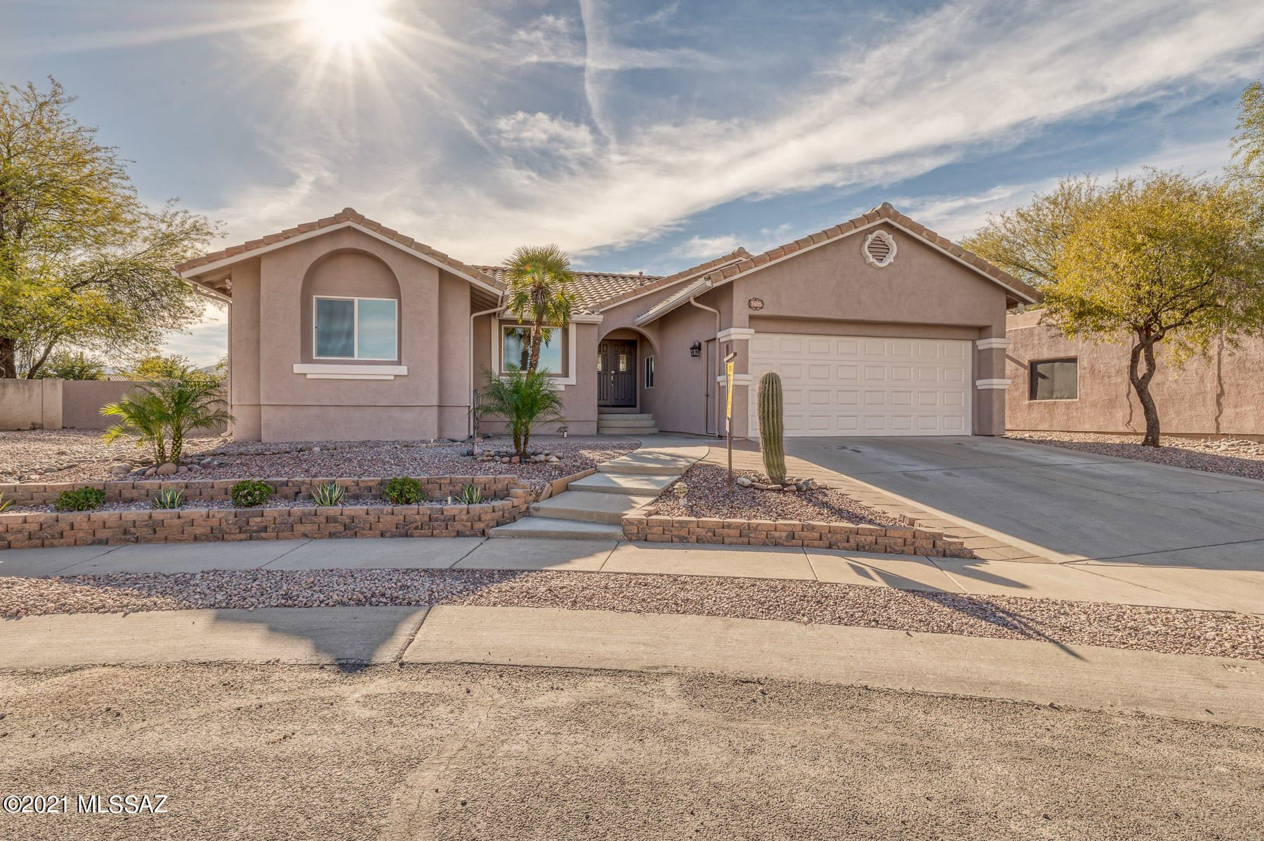7405 W Mountain Sky Drive, Tucson, AZ 85743 - MLS#: 22100635