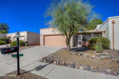 Photo of 241 E Paseo Churea, Green Valley, AZ 85614 (MLS # 22127638)