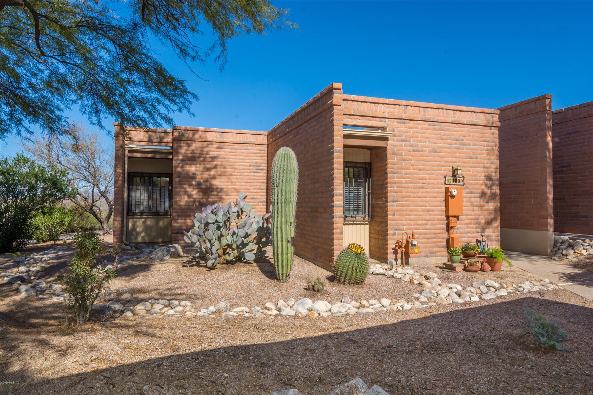 1800 W Dalehaven Circle, Tucson, AZ 85704 - MLS#: 22005639