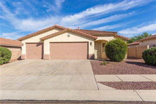 Photo of 4942 W Candleberry Way, Tucson, AZ 85742 (MLS # 22025645)