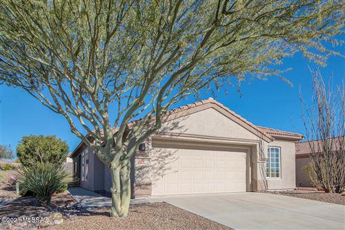 Photo of 5364 W Tearblanket Place, Marana, AZ 85658 (MLS # 22101645)