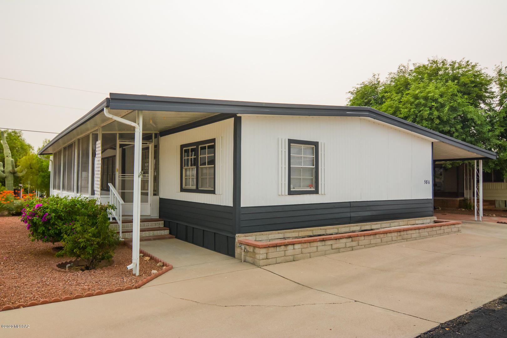 5811 W Circle Z Street, Tucson, AZ 85713 - #: 22024645