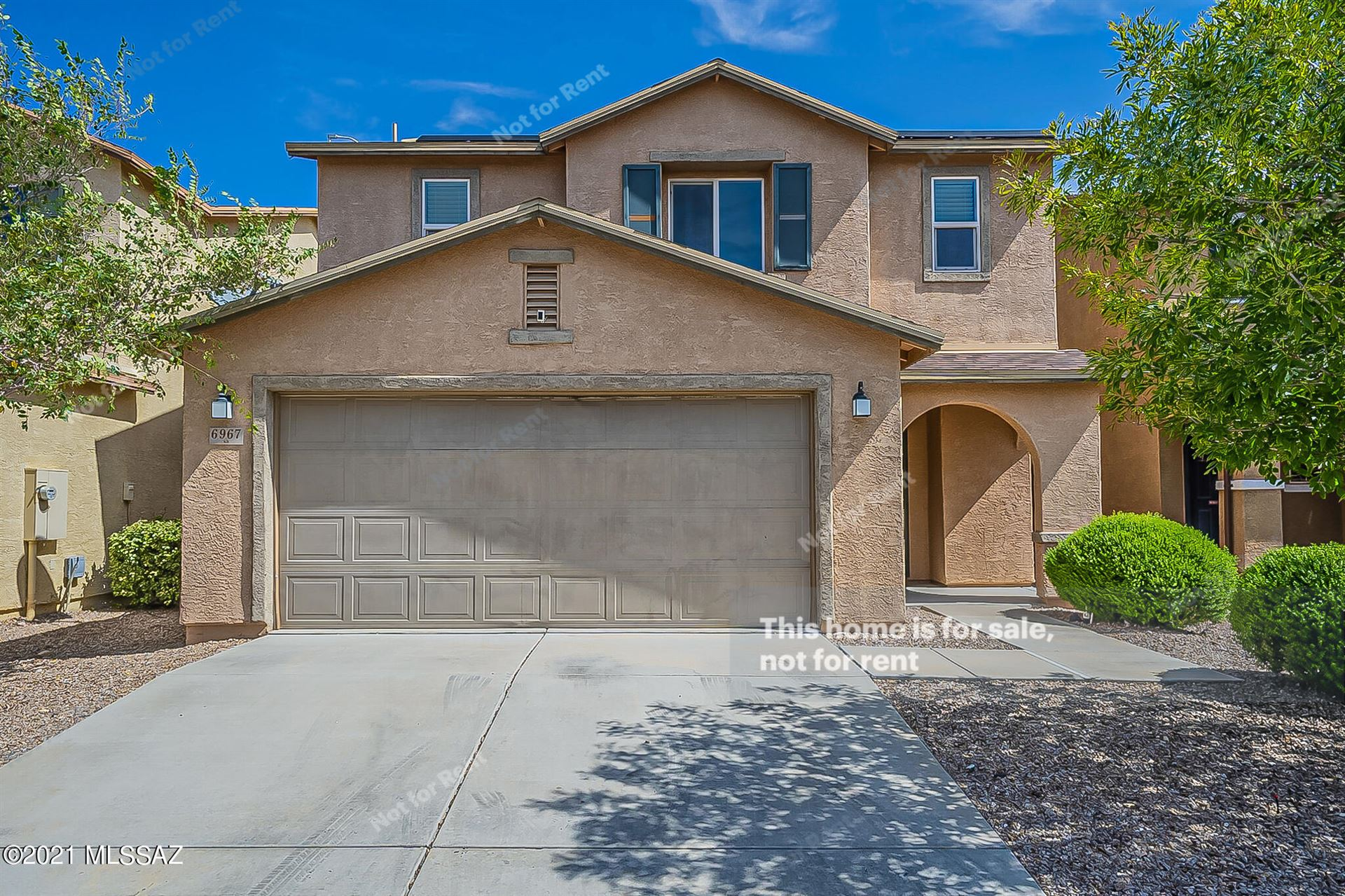 6967 S Red Maids Drive, Tucson, AZ 85756 - MLS#: 22124645