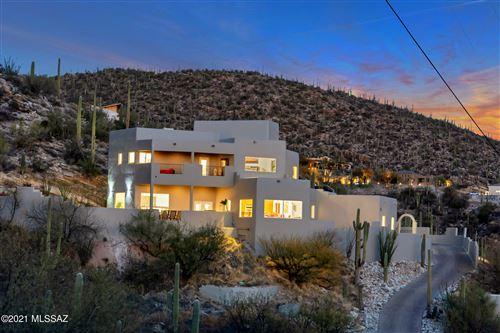 Photo of 11945 E Ponce De Leon, Tucson, AZ 85749 (MLS # 22106651)