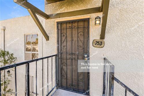 Photo of 8450 E Old Spanish Trail #253, Tucson, AZ 85710 (MLS # 22118652)