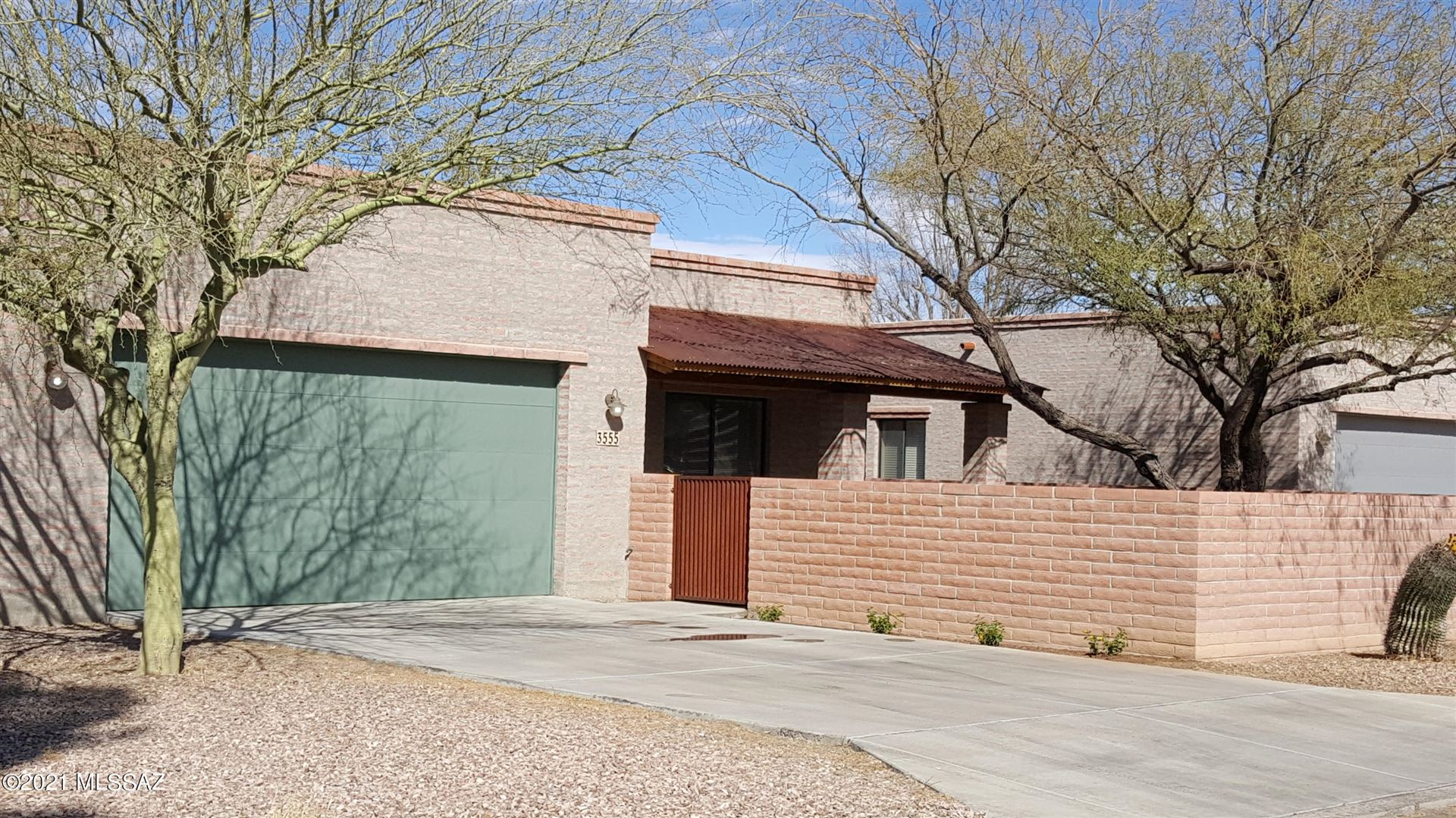 3555 E Edison Street, Tucson, AZ 85716 - MLS#: 22104652