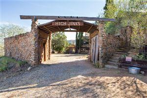Photo of 33550 S Highjinks Road, Oracle, AZ 85623 (MLS # 21924655)