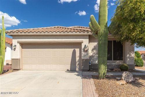 Photo of 9402 N Dancing Gecko Place, Tucson, AZ 85743 (MLS # 22020656)