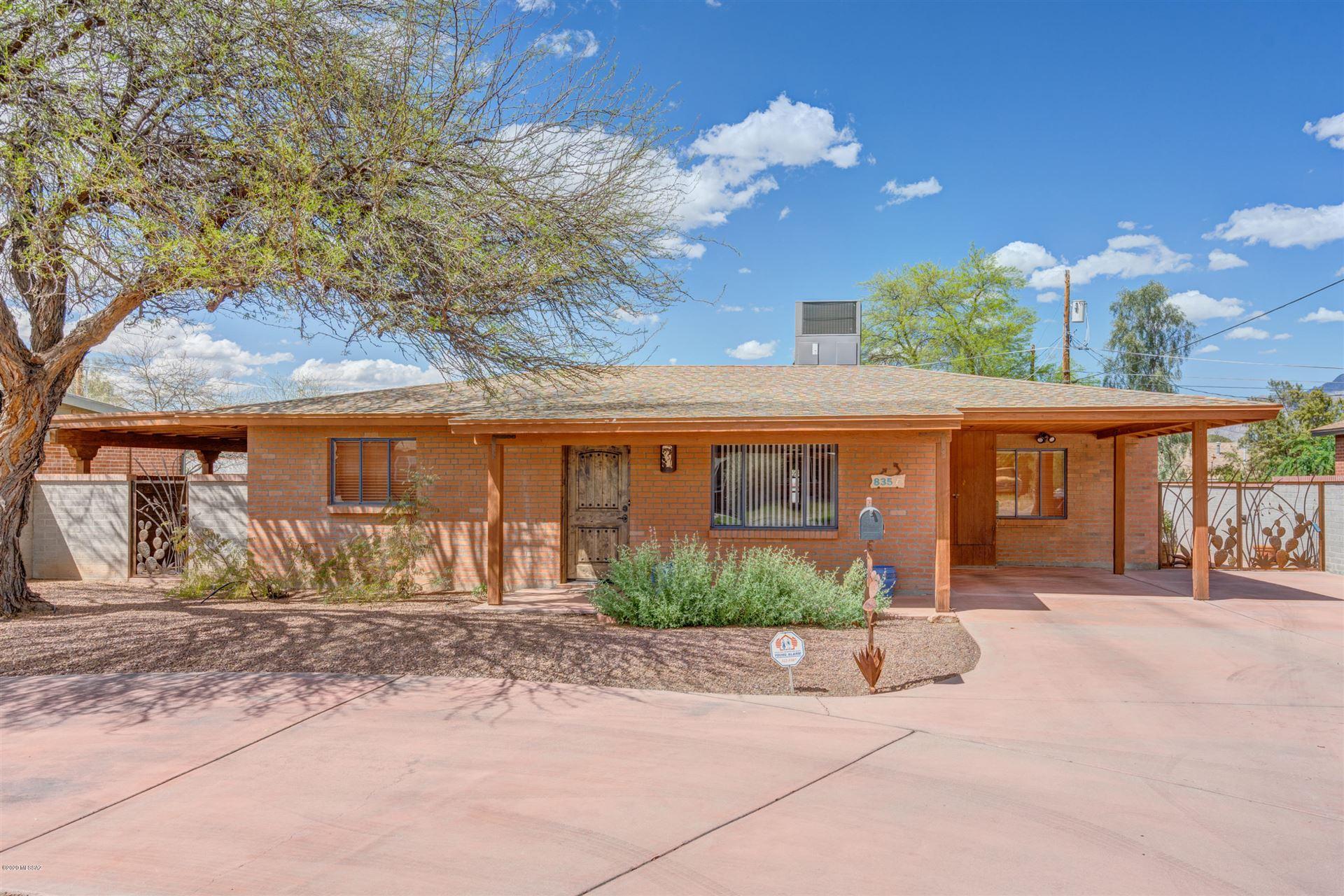 835 E Copper Street, Tucson, AZ 85719 - MLS#: 22009656