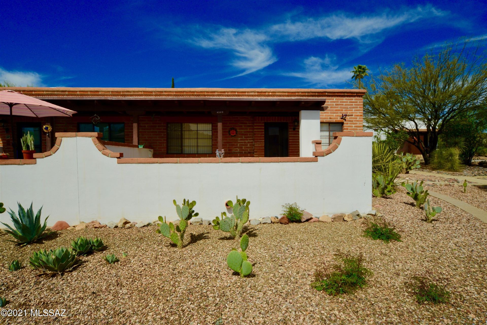 456 S Paseo Quinta #D, Green Valley, AZ 85614 - MLS#: 22108656
