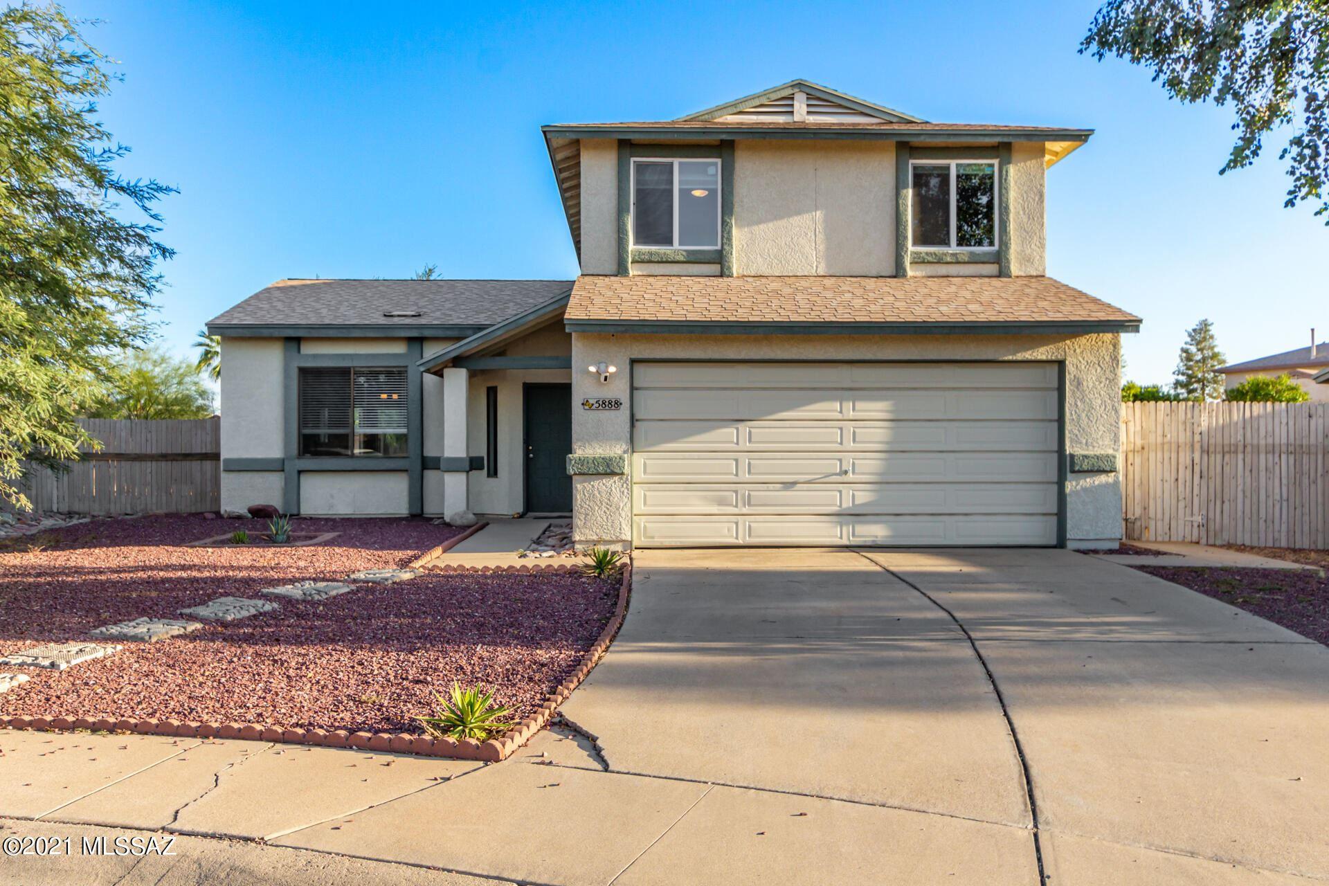 5888 N Edenbrook Lane, Tucson, AZ 85741 - #: 22126658