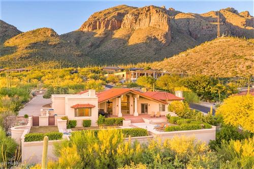 Photo of 3420 E Finger Rock Circle, Tucson, AZ 85718 (MLS # 21926663)