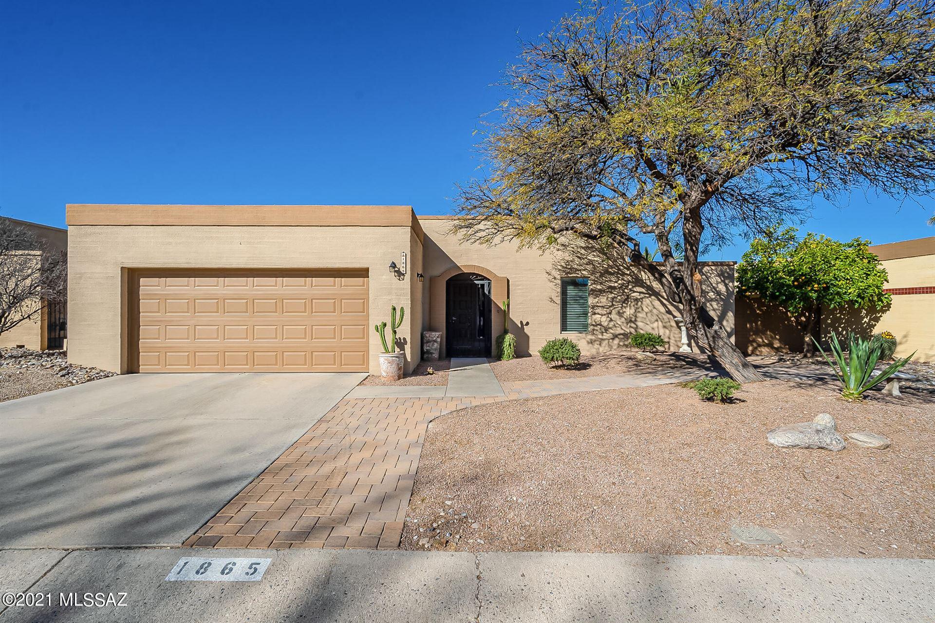1865 N Fountain Park Drive, Tucson, AZ 85715 - #: 22108666
