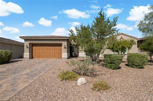 Photo of 14153 Hidden Arroyo Ps, Marana, AZ 85658 (MLS # 22025669)