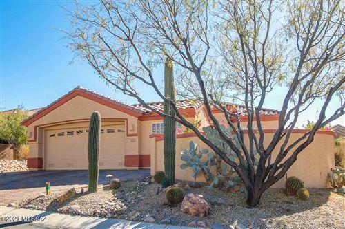 Photo of 5303 W Tortolita Flats Lane, Marana, AZ 85658 (MLS # 22101673)