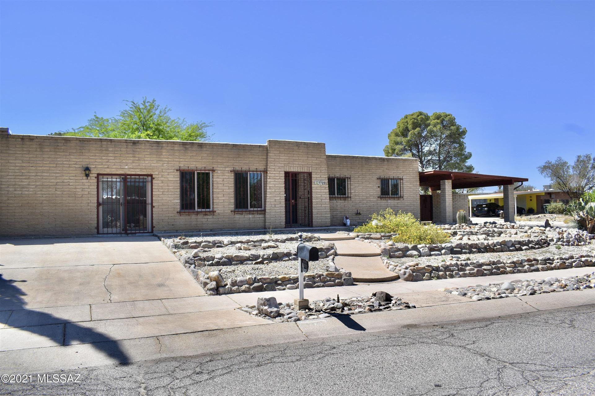 7722 E Silver Beech Drive, Tucson, AZ 85730 - MLS#: 22111682