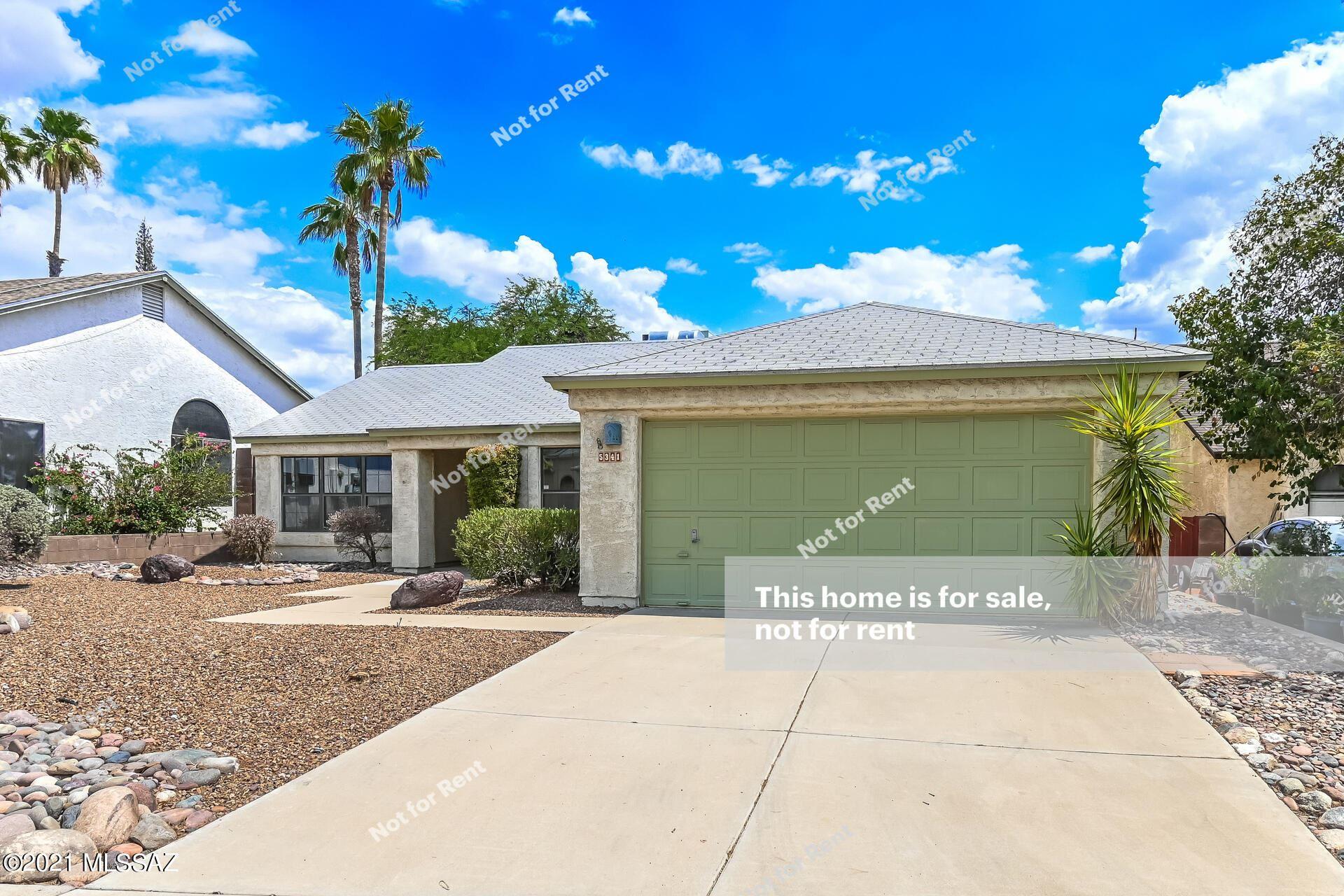 5341 W Eaglestone Loop, Tucson, AZ 85742 - MLS#: 22117682